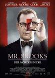 Mr. Brooks – Der Mörder in dir – deutsches Filmplakat – Film-Poster Kino-Plakat deutsch