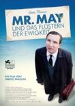 Mr. May und das Flüstern der Ewigkeit - deutsches Filmplakat - Film-Poster Kino-Plakat deutsch