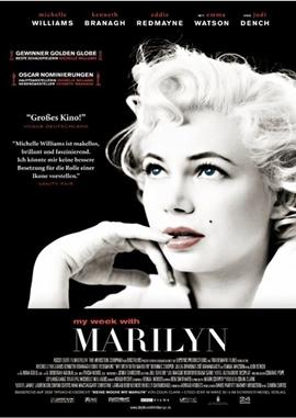 My Week with Marilyn – deutsches Filmplakat – Film-Poster Kino-Plakat deutsch
