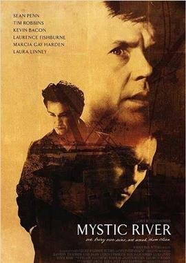 Mystic River – deutsches Filmplakat – Film-Poster Kino-Plakat deutsch
