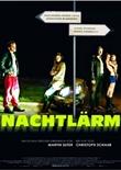 Nachtlärm – deutsches Filmplakat – Film-Poster Kino-Plakat deutsch