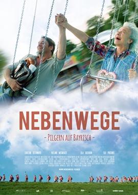 Nebenwege – deutsches Filmplakat – Film-Poster Kino-Plakat deutsch