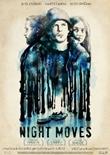 Night Moves - deutsches Filmplakat - Film-Poster Kino-Plakat deutsch