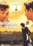 Nirgendwo in Afrika – deutsches Filmplakat – Film-Poster Kino-Plakat deutsch