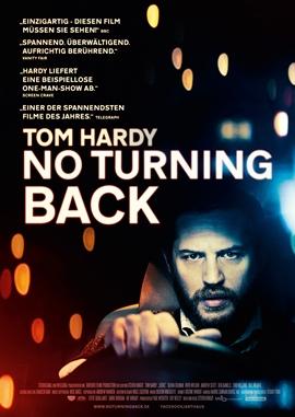 No Turning Back – deutsches Filmplakat – Film-Poster Kino-Plakat deutsch