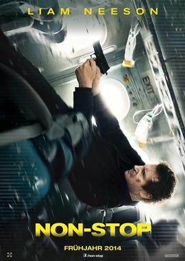 Non-Stop – deutsches Filmplakat – Film-Poster Kino-Plakat deutsch
