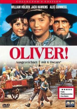 Oliver! – deutsches Filmplakat – Film-Poster Kino-Plakat deutsch