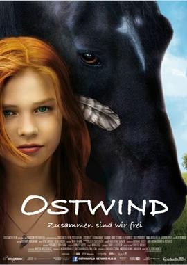 Ostwind – deutsches Filmplakat – Film-Poster Kino-Plakat deutsch