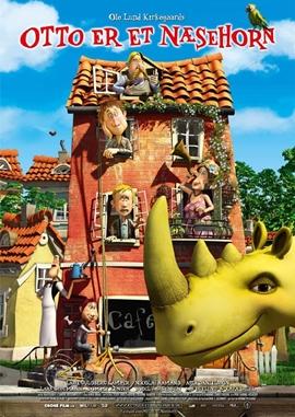 Otto ist ein Nashorn – deutsches Filmplakat – Film-Poster Kino-Plakat deutsch