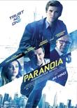 Paranoia – Riskantes Spiel – deutsches Filmplakat – Film-Poster Kino-Plakat deutsch