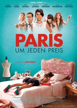 Paris um jeden Preis – deutsches Filmplakat – Film-Poster Kino-Plakat deutsch