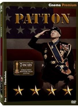 Patton – Rebell in Uniform – deutsches Filmplakat – Film-Poster Kino-Plakat deutsch