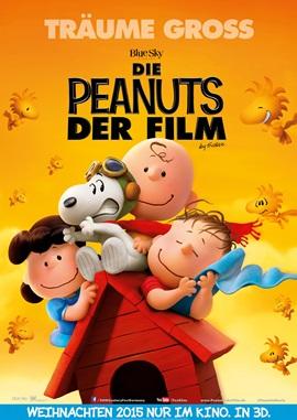 Peanuts – Der Snoopy und Charlie Brown Film – deutsches Filmplakat – Film-Poster Kino-Plakat deutsch