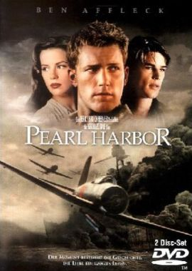 Pearl Harbor – deutsches Filmplakat – Film-Poster Kino-Plakat deutsch