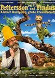 Pettersson & Findus – Kleiner Quälgeist, große Freundschaft – deutsches Filmplakat – Film-Poster Kino-Plakat deutsch