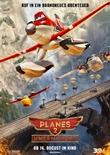 Planes 2 - Immer im Einsatz - deutsches Filmplakat - Film-Poster Kino-Plakat deutsch