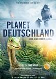 Planet Deutschland - 300 Millionen Jahre - deutsches Filmplakat - Film-Poster Kino-Plakat deutsch