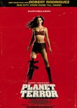 Planet Terror – deutsches Filmplakat – Film-Poster Kino-Plakat deutsch