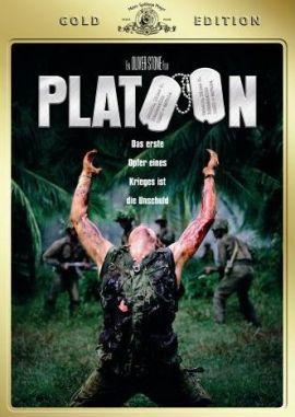 Platoon – deutsches Filmplakat – Film-Poster Kino-Plakat deutsch