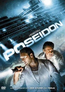 Poseidon – deutsches Filmplakat – Film-Poster Kino-Plakat deutsch