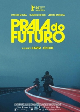 Praia do Futuro – deutsches Filmplakat – Film-Poster Kino-Plakat deutsch