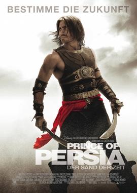 Prince of Persia – Der Sand der Zeit – deutsches Filmplakat – Film-Poster Kino-Plakat deutsch