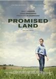 Promised Land – deutsches Filmplakat – Film-Poster Kino-Plakat deutsch