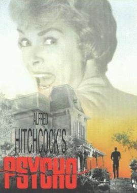 Psycho – deutsches Filmplakat – Film-Poster Kino-Plakat deutsch