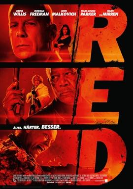 R.E.D. – Älter, Härter, Besser
