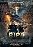 R.I.P.D. – deutsches Filmplakat – Film-Poster Kino-Plakat deutsch