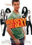 Rache ist sexy – deutsches Filmplakat – Film-Poster Kino-Plakat deutsch