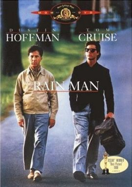 Rain Man – deutsches Filmplakat – Film-Poster Kino-Plakat deutsch