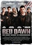 Red Dawn – deutsches Filmplakat – Film-Poster Kino-Plakat deutsch