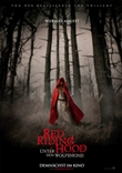 Red Riding Hood – Unter dem Wolfsmond – deutsches Filmplakat – Film-Poster Kino-Plakat deutsch