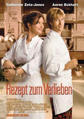 Rezept zum Verlieben – deutsches Filmplakat – Film-Poster Kino-Plakat deutsch