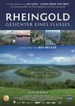 Rheingold - Gesichter eines Flusses - deutsches Filmplakat - Film-Poster Kino-Plakat deutsch