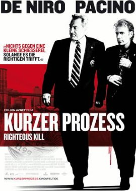 Kurzer Prozess – Righteous Kill