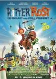 Ritter Rost – Eisenhart & voll verbeult – deutsches Filmplakat – Film-Poster Kino-Plakat deutsch