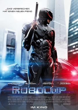 RoboCop – deutsches Filmplakat – Film-Poster Kino-Plakat deutsch