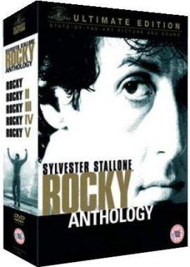 Rocky Anthology: Rocky I, II, III, IV, V