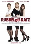 Rubbeldiekatz – deutsches Filmplakat – Film-Poster Kino-Plakat deutsch