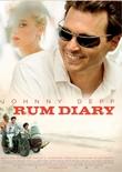 Rum Diary – deutsches Filmplakat – Film-Poster Kino-Plakat deutsch
