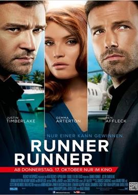 Runner, Runner – deutsches Filmplakat – Film-Poster Kino-Plakat deutsch