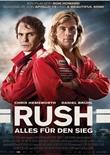 Rush – Alles für den Sieg – deutsches Filmplakat – Film-Poster Kino-Plakat deutsch