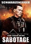 Sabotage – deutsches Filmplakat – Film-Poster Kino-Plakat deutsch