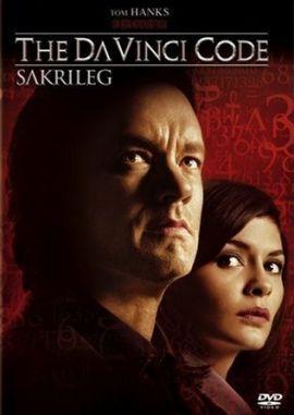 Sakrileg – The Da Vinci Code – deutsches Filmplakat – Film-Poster Kino-Plakat deutsch