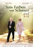 Satte Farben vor Schwarz – deutsches Filmplakat – Film-Poster Kino-Plakat deutsch