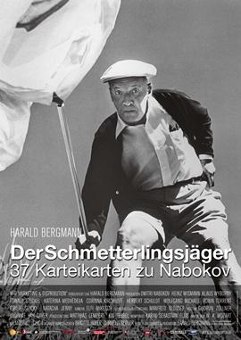 Schmetterlingsjäger – deutsches Filmplakat – Film-Poster Kino-Plakat deutsch