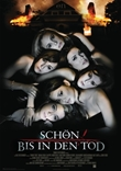 Schön bis in den Tod – deutsches Filmplakat – Film-Poster Kino-Plakat deutsch