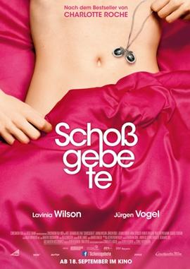 Schossgebete – deutsches Filmplakat – Film-Poster Kino-Plakat deutsch